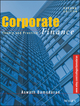 Corporate Finance: Theory and Practice, 2nd Edition (0471283320) cover image