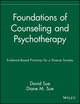 Foundations of Counseling and Psychotherapy: Evidence-Based Practices for a Diverse Society (0471433020) cover image