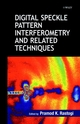 Digital Speckle Pattern Interferometry and Related Techniques (0471490520) cover image