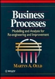 Business Processes: Modelling and Analysis for Re-Engineering and Improvement (0471953520) cover image