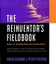 The Reinventor's Fieldbook: Tools for Transforming Your Government (0787943320) cover image