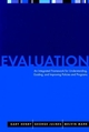 Evaluation: An Integrated Framework for Understanding, Guiding, and Improving Policies and Programs (0787948020) cover image