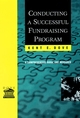 Conducting a Successful Fundraising Program: A Comprehensive Guide and Resource (0787953520) cover image