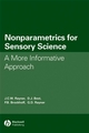 Nonparametrics for Sensory Science: A More Informative Approach (0813811120) cover image