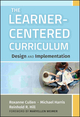 The Learner-Centered Curriculum: Design and Implementation (1118171020) cover image