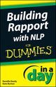 Building Rapport with NLP In A Day For Dummies (1118380320) cover image