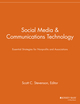 Social Media & Communications Technology: Essentials Strategies for Nonprofits and Associations (1118691520) cover image