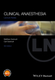 Clinical Anaesthesia, 5th Edition (1119119820) cover image