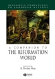 A Companion to the Reformation World (1405149620) cover image