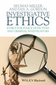 Investigative Ethics: Ethics for Police Detectives and Criminal Investigators (1405157720) cover image