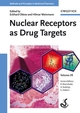 Nuclear Receptors as Drug Targets (3527318720) cover image