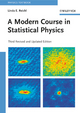 A Modern Course in Statistical Physics (3527407820) cover image
