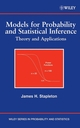 Models for Probability and Statistical Inference: Theory and Applications (0470073721) cover image