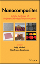 Nanocomposites: In Situ Synthesis of Polymer-Embedded Nanostructures (0470109521) cover image