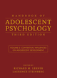 Handbook of Adolescent Psychology, Volume 2: Contextual Influences on Adolescent Development, 3rd Edition (0470149221) cover image