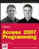 Expert Access 2007 Programming (0470174021) cover image