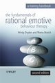 Fundamentals of Rational Emotive Behaviour Therapy: A Training Handbook, 2nd Edition (0470319321) cover image