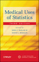 Medical Uses of Statistics, 3rd Edition (0470439521) cover image