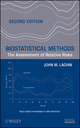 Biostatistical Methods: The Assessment of Relative Risks, 2nd Edition (0470508221) cover image