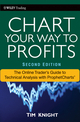 Chart Your Way To Profits: The Online Trader's Guide to Technical Analysis with ProphetCharts, 2nd Edition (0470620021) cover image