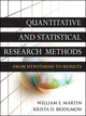 Quantitative and Statistical Research Methods: From Hypothesis to Results (0470631821) cover image