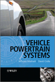 Vehicle Powertrain Systems (0470666021) cover image