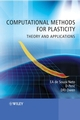 Computational Methods for Plasticity: Theory and Applications (0470694521) cover image