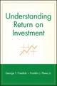 Understanding Return on Investment (0471103721) cover image
