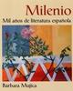 Milenio: Mil años de literatura española (0471241121) cover image