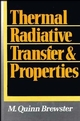Thermal Radiative Transfer and Properties (0471539821) cover image