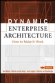Dynamic Enterprise Architecture: How to Make It Work (0471682721) cover image