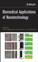 Biomedical Applications of Nanotechnology (0471722421) cover image