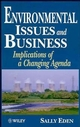 Environmental Issues and Business: Implications of a Changing Agenda (0471948721) cover image