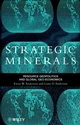 Strategic Minerals: Resource Geopolitics and Global Geo-Economics (0471974021) cover image