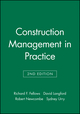 Construction Management in Practice, 2nd Edition (0632064021) cover image
