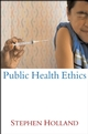 Public Health Ethics (0745633021) cover image