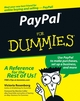 PayPal For Dummies (0764583921) cover image