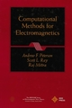 Computational Methods for Electromagnetics (0780311221) cover image