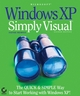 Microsoft Windows�XP: Simply Visual, 2nd Edition (0782150721) cover image
