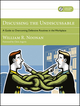 Discussing the Undiscussable: A Guide to Overcoming Defensive Routines in the Workplace (0787986321) cover image