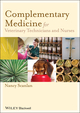 Complementary Medicine for Veterinary Technicians and Nurses (0813818621) cover image