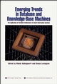 Emerging Trends in Database and Knowledge Based Machines: The Application of Parallel Architectures to Smart Information Systems (0818665521) cover image