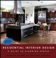 Residential Interior Design: A Guide to Planning Spaces (1118046021) cover image