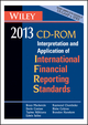 Wiley IFRS 2013 CD ROM: Interpretation and Application for International Accounting and Financial Reporting Standards (1118363221) cover image