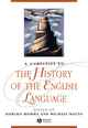 A Companion to the History of the English Language (1405129921) cover image