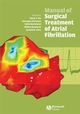 Manual of Surgical Treatment of Atrial Fibrillation (1405140321) cover image