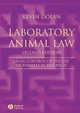 Laboratory Animal Law: Legal Control of the Use of Animals in Research, 2nd Edition (1405162821) cover image