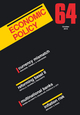 Economic Policy 64 (1405197021) cover image