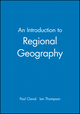 An Introduction to Regional Geography (1557867321) cover image