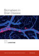 Biomarkers in Brain Disease, Volume 1180 (1573317721) cover image